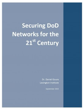 Securing DoD Networks_COVER