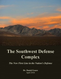 Southwest Defense Cover